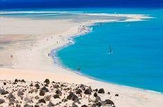 Playa Sotavento#Fuerteventura