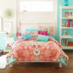 Seventeen® Kaleidoscope Comforter Set & Accessories - JCPenney