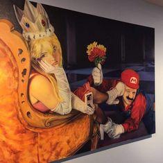 Nice guy #Mario!