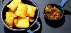 Чилийские пончики или просто сопайпийяс Cornbread, Pork, Sweets, Ethnic Recipes, Sorting, Millet Bread, Kale Stir Fry, Gummi Candy, Candy