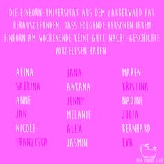 Einhorn, Einhörner, Mein Einhorn und ich, Mr. & Mrs. Panda, Postkarte, Poster, Witzig, lustig, Spruch, Unicorn, Unicorns, Freundin, Geschenk