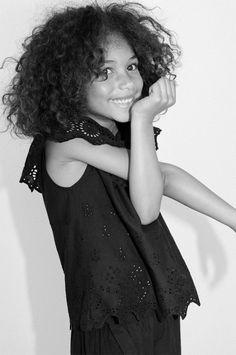 ZARA - #zaraeditorial - KIDS - GIRL   SOFT COLLECTION