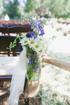 Photography by heandshephoto.com  Read more - http://www.stylemepretty.com/2012/10/03/trabuco-canyon-wedding-at-parker-ranch-from-he-she-photography/