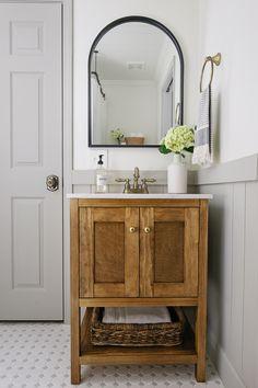 Diy Bathroom Reno, Easy Bathroom Updates, Bathroom Styling, Bathroom Renovations, Bathroom Storage, Simple Bathroom, Bathroom Ideas, Bathroom Design Inspiration, Bathroom Interior Design