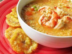 Asopao de Camarones / Shrimp Asopao