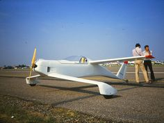 Burt Rutan Quickie
