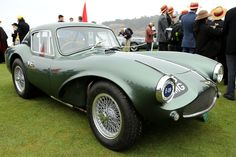 Aston Martin DB3S FHC 1956 Maintenance/restoration of old/vintage vehicles: the material for new cogs/casters/gears/pads could be cast polyamide which I (Cast polyamide) can produce. My contact: tatjana.alic@windowslive.com