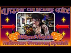 Halloween Giveaway Special! || ElfQuest Vlog #5