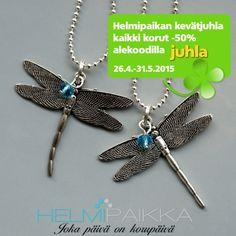 www.helmipaikka.fi iso kevätale alkoi!
