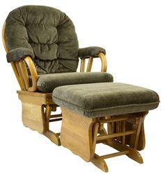 How To Sew A Papasan Cushion Cover. Glider RockersGlider ChairRocking ...