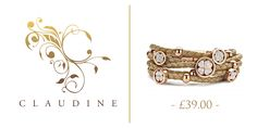 This gorgeous collection of #leather & plated stainless #steel #wraps are the perfect accessory to any #outfit! -xx- #Claudine #bracelet #jewellery #brandnew #style http://simplyjewels.biz/view_category.php?id=265