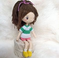Amigurumi doll (inspiration)