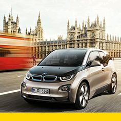 BMW i3 | The BMW i3 stands for a new approach to premium mobility. The first large-scale production car with an all-electric engine manufactured by BMW Group is tailored to the requirements of sustainable, emission-free mobility. | Designed by the BMW Group | IDEA 2014 Gold