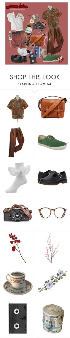 """Untitled #12"" by lexiulloa ❤ liked on Polyvore featuring Romeo Gigli, Fly LONDON, Dr. Martens, O'Neill, Pier 1 Imports, Avon, Luckies and Sony"