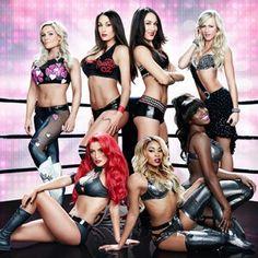 WWE DIVAS♥♥♥♥♥
