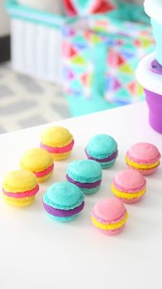 Recipe with video instructions: These French treats are so much easier to make than you'd expect! Ingredients: Macarons, 1 cup confectioner's sugar, 3/4 cup almond flour (not almond meal), 2...
