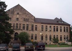 Fairchild Hall - I had to wrangle with financial aid for several semesters when I attended K-State as an undergraduate.