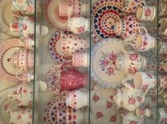 Lovely Emma Bridgewater collection!