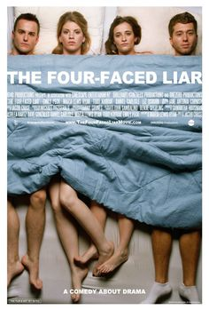 The Four-Faced Liar (2010) Poster Loved this movie! #lesbianmovie #lesbian