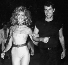Olivia Newton-John and John Travolta: A timeline of their friendship Iconic Movies, Old Movies, Classic Movies, Vintage Movies, Teen Movies, John Travolta, Grease 1978, Grease Is The Word, Grease Live