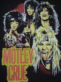 born to be a metalhead – Rock Music Girls Girls Girls, Glam Metal, 80s Rock Bands, Cool Bands, Glam Rock, Hair Metal Bands, Hair Bands, Motley Crue Nikki Sixx, Classic Rock Albums