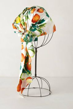 I don't know how to continue to live without this: Tropicalia Turban - anthropologie.com