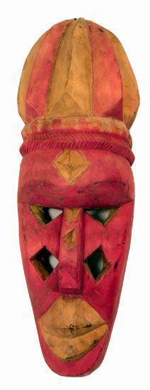 Ghana mask
