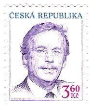 Literature on Stamps: Vaclav Havel Mail Art, Stamp Collecting, Czech Republic, Postage Stamps, Famous People, Literacy, Literature, World, Face
