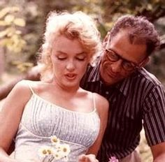Marilyn and Arthur's Windmill Summer | ES Updates http://blog.everlasting-star.net/2016/05/personal-life/marilyn-and-arthurs-windmill-summer/