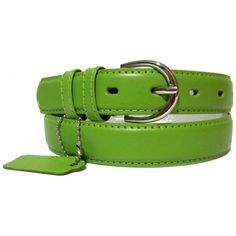 Many girls follow a style statement of wearing simple clothes but at the same time they like flaunting their accessories. That is because accessories can be highlighted when paired with simple clothes and so even if you put on less make-up you can still be the star. . Be ready to flaunt your belts!