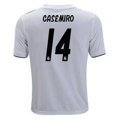 CASEMIRO signed boots Real madrid player issue match worn shirt Brasil Brazil Fußball-Trikots von spanischen Vereinen Fußball-Artikel