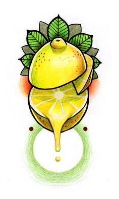 Fruit - Lemon_01