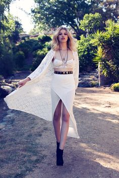angel, fashion, skirts, dolce vita, style, white outfits, belt, white lace, cross