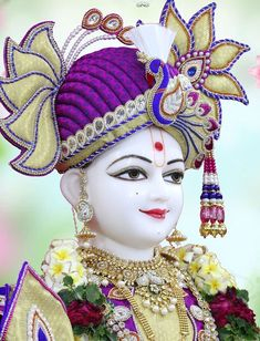 Rupala Ghanshyam (lord Swaminarayam