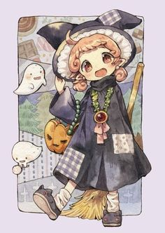 My little witch ♠♣♦♥