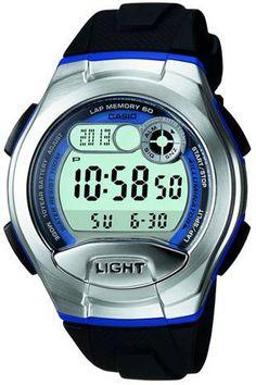 Zegarek męski Casio W-752-2B - sklep internetowy www.zegarek.net