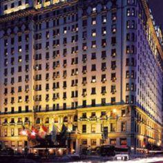 Plaza hotel<3