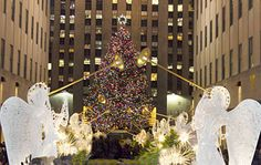 Christmas in NY...magical!