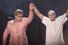 Elton John Defends Eminem Against Charges Of Homophobia | The Huffington Post