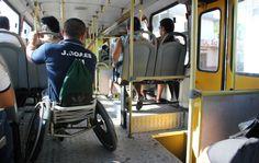 'Manaus é uma cidade que não foi feita para todos', lamenta deficiente físico ~ PcD On-Line