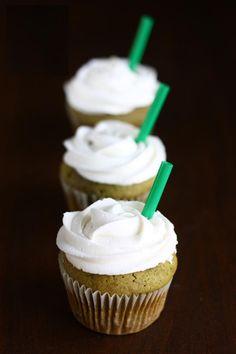 Vegan Green Tea Frappuccino #coffee #recipes