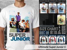 Kaos Super Junior Terbaru, Kaos Couple Korean Pop