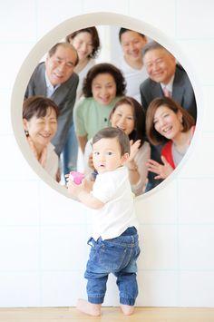 Baby Pictures, Baby Photos, Family Photos, Japanese Babies, Family Photo Studio, Family Potrait, Photo Record, Baby Album, Baby Art