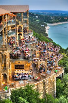 Dinner - The Oasis Lake Travis – Sunset Capital of Texas - Lover's Lock / Frommers recommended it