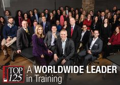 Keller Williams was recognized by Training magazine, the leading business publication for learning and development professionals, as the No. 2  training organization across all industries in the world.