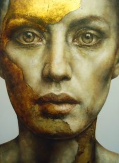 'You Made Me' II...Artwork by Pam Hawkes.  -Penny-