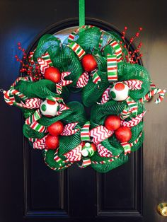 Custom order wreath 2013