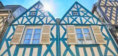 Maisons à colombages de la rue Bourbonnoux ©Ad2T - E. Luciani