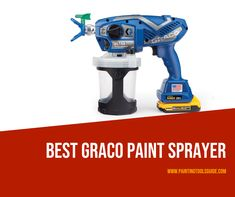 Graco Paint Sprayers are one of the top varieties of products in this category known to date. The paint sprayers we get under this category belong to different classes. These include airless hand sprayers, various handheld devices, and the HVLP variety. Hvlp Paint Sprayer, Paint Sprayers, Air Brush Painting, Spray Painting, Paint Buckets, Easy Jobs, Painting Cabinets, Top, Products