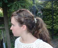 Twisted into a braid